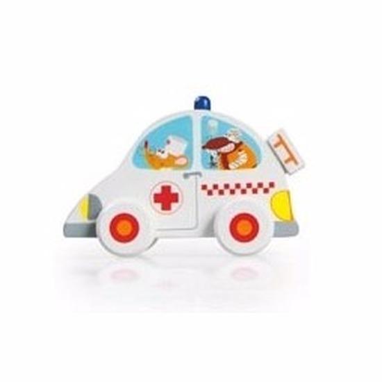 ScratcheuropeHouten speelgoed zieken autootje