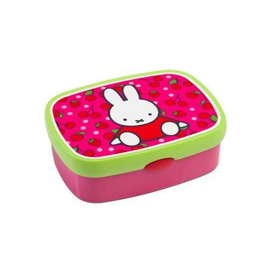 Lunchbox Nijntje roze