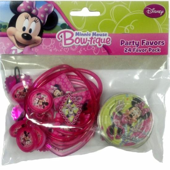 Minnie Mouse Uitdeel Speelgoed Geboorte versiering kopen