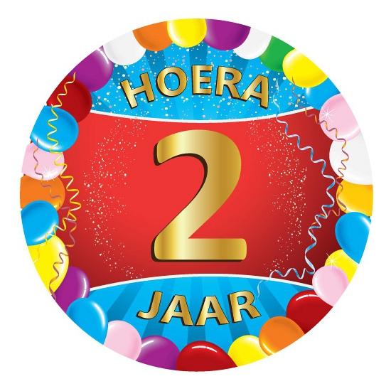 2 Jaar Verjaardag Party Viltjes Geboorte Versiering En Feestwinkel